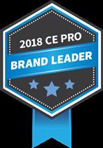 2018 CE Pro Brand Leader
