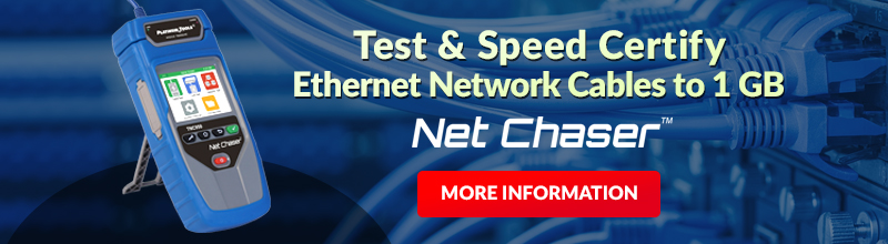 Net Chaser vs Cable Certifier