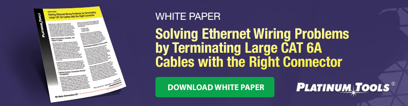 Cat6a Flex Connector White Paper