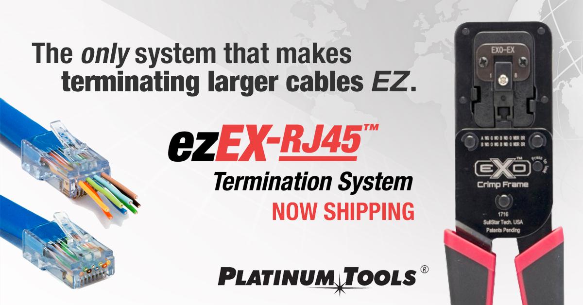 ezEX-RJ45 Termination System