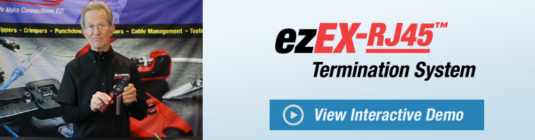 ezEX-RJ45 Termination System CTA