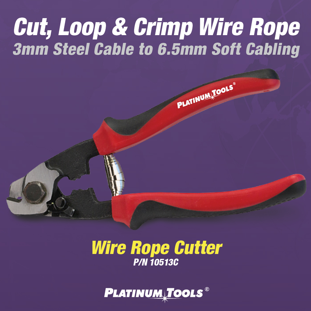 Wire Rope Cutter Request for Information - Platinum Tools®