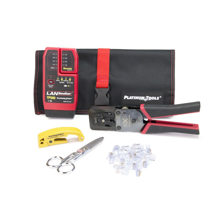 EXO™ ezEX-RJ45® Termination and Test Kit P/N 90148