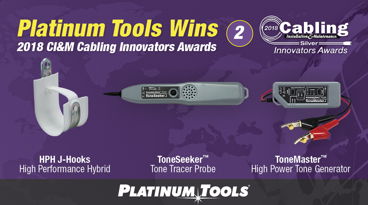 2018 Cabling Innovators Awards