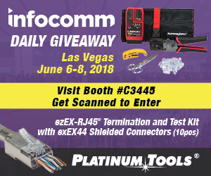 Cedia Expo Giveaway