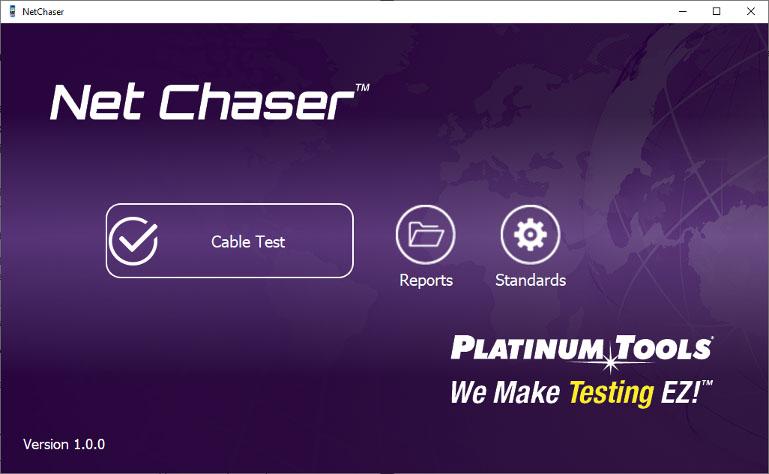 Tester LAN - tworzenie raportów PDF