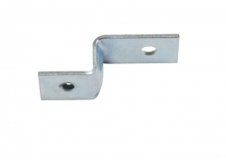 Angle Clip - Threaded Rod Z with 1/4-20 Threaded Hole & 1/4