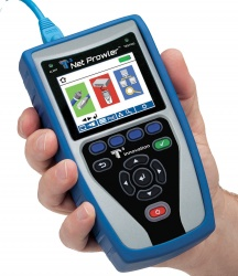 Net Prowler™ Cabling and Network Tester