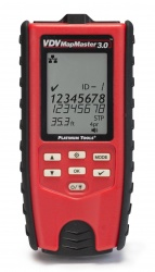 VDV MapMaster 3.0™ - Cable Tester
