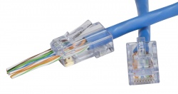 EZ-RJ45® CAT6 Connectors