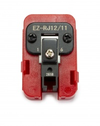 EZ-RJ12/11 Die for EXO Crimp Frame