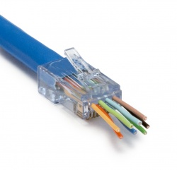 ezEX®38 - ezEX-RJ45® Cat5e Connector