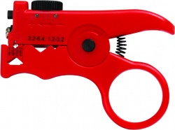Slit & Ring Fiber Cable Stripper