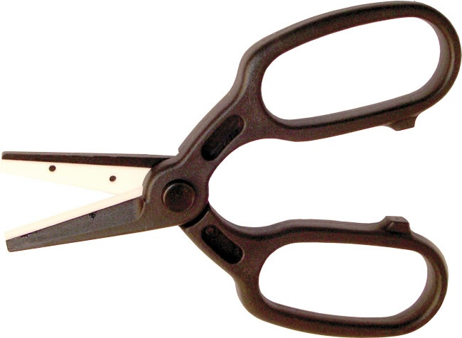 Ceramic Kevlar Scissors - Platinum Tools