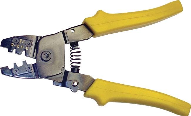 Open Barrel Contact Crimping Tool - Platinum Tools