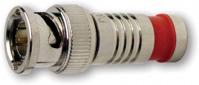 BNC-Type Nickel SealSmart Coaxial Compression Connectors - Platinum Tools