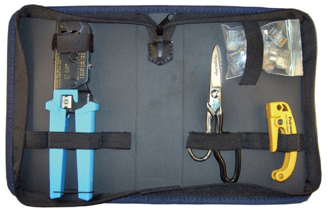 EZ-RJ45 Termination Kit - Platinum Tools