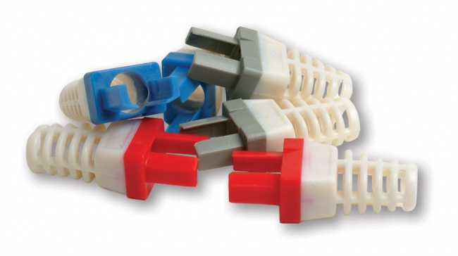 Strain Reliefs for EZ-RJ45 CAT6 Connector - Platinum Tools