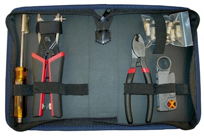 SealSmart Pro Coax Kit - Platinum Tools