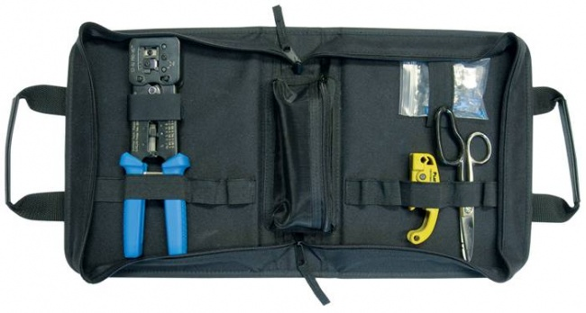 EZ-RJ45 HD Termination Kit - Platinum Tools