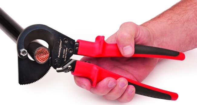 RATCHETING CABLE CUTTERS