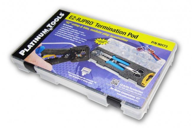 EZ-RJPRO Termination Pod - Platinum Tools