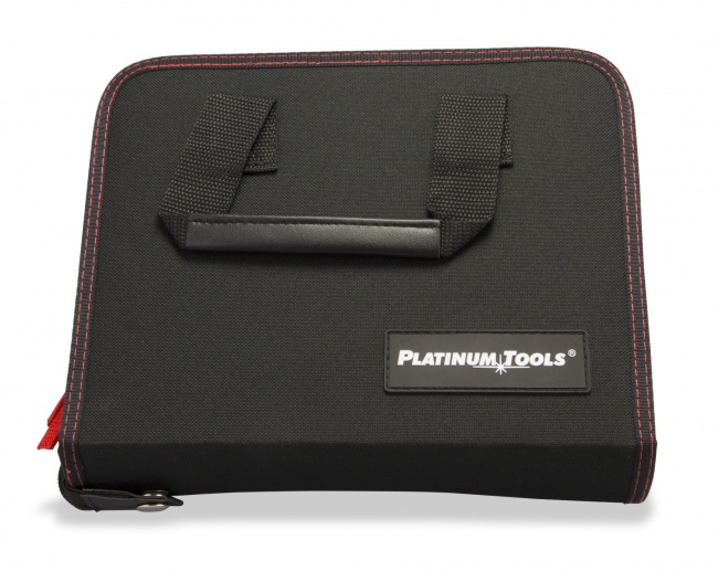 Zippered Tool Case - Platinum Tools