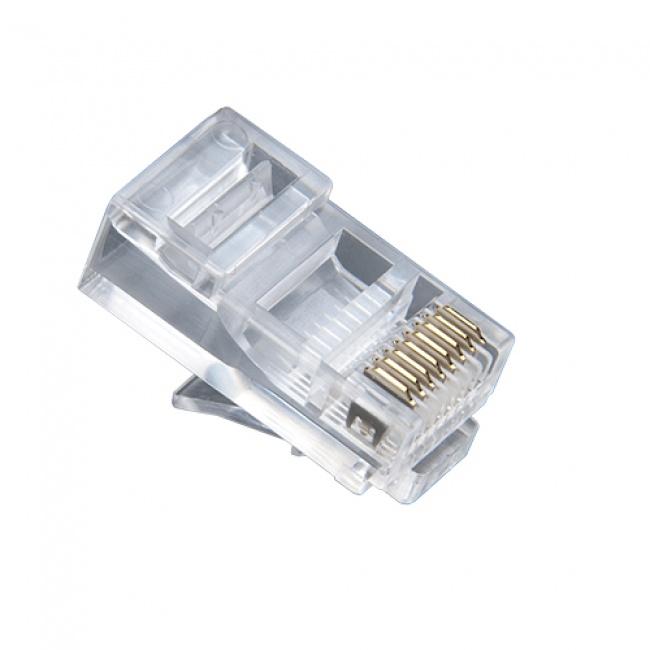 Standard CAT5e RJ45 Modular Plugs - Platinum Tools