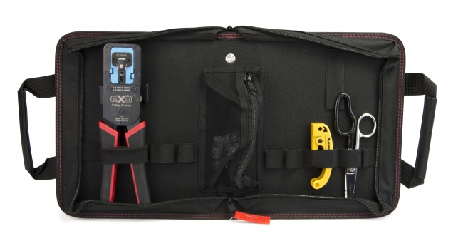 EXO EZ-RJ45 Termination Kit - Platinum Tools