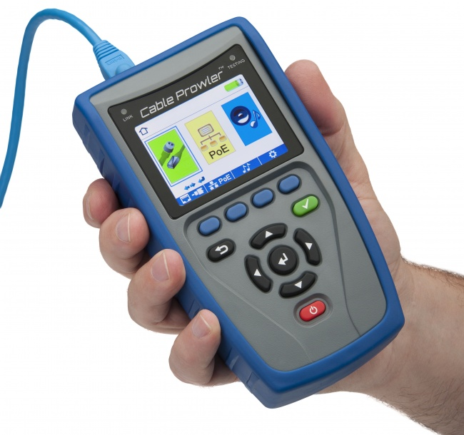 Cable Prowler Cable Tester - Platinum Tools