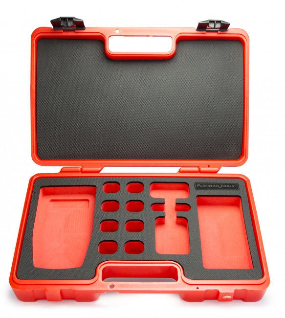 Case: Durable Plastic Case for Cable Prowler and Net Prowler - Platinum Tools
