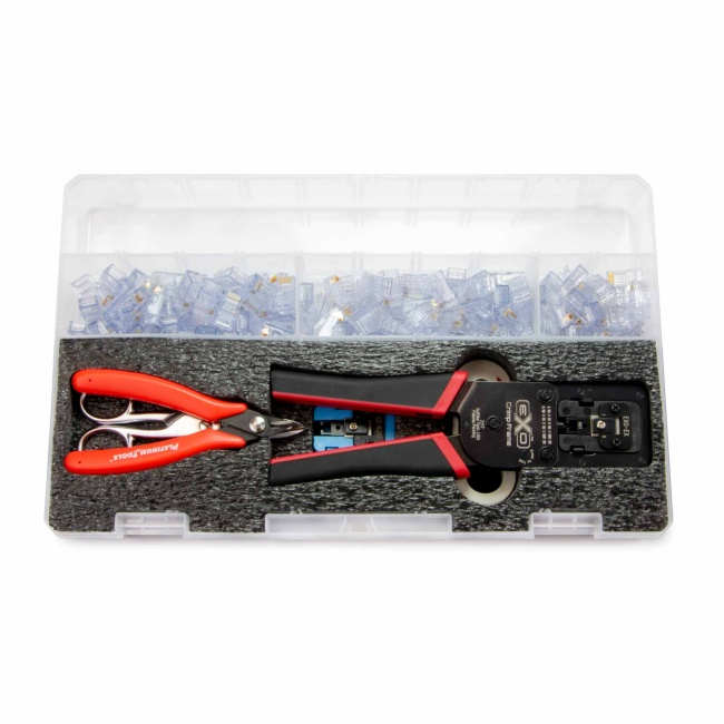 EXO Cut Strip Terminate Kit - Platinum Tools