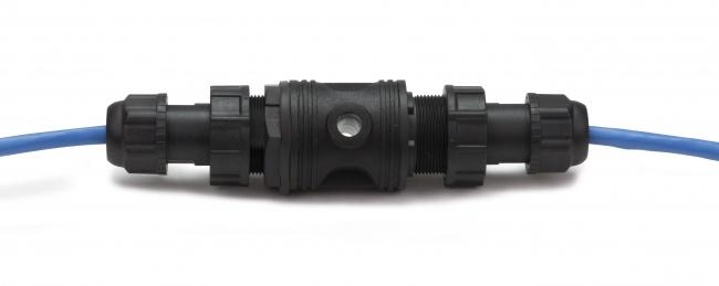Waterproof RJ45 Splice Coupler - Platinum Tools